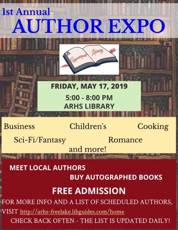 Authors Expo